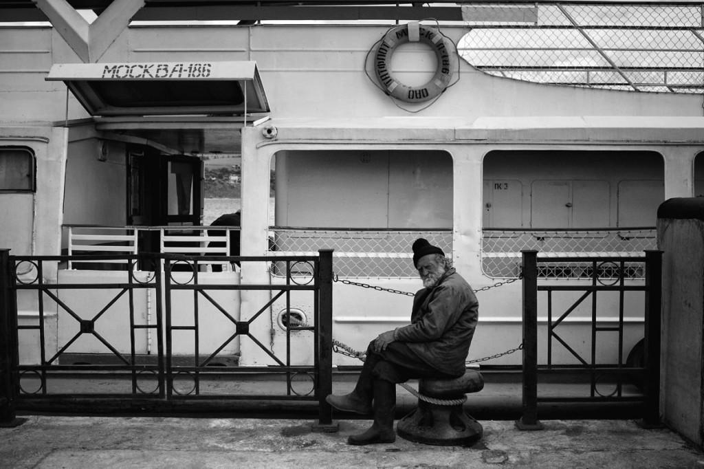 Местный житель острова © Артем Лежепеков