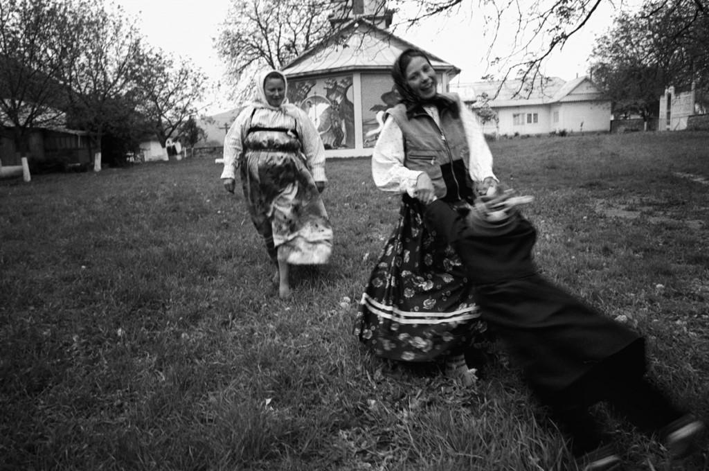 © Михаил Евстафьев, Румыния