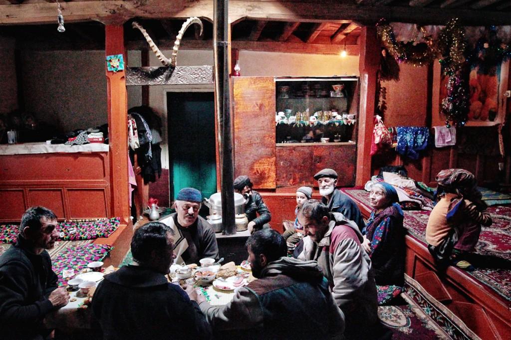 © Ксения Диодорова. Памирский дом