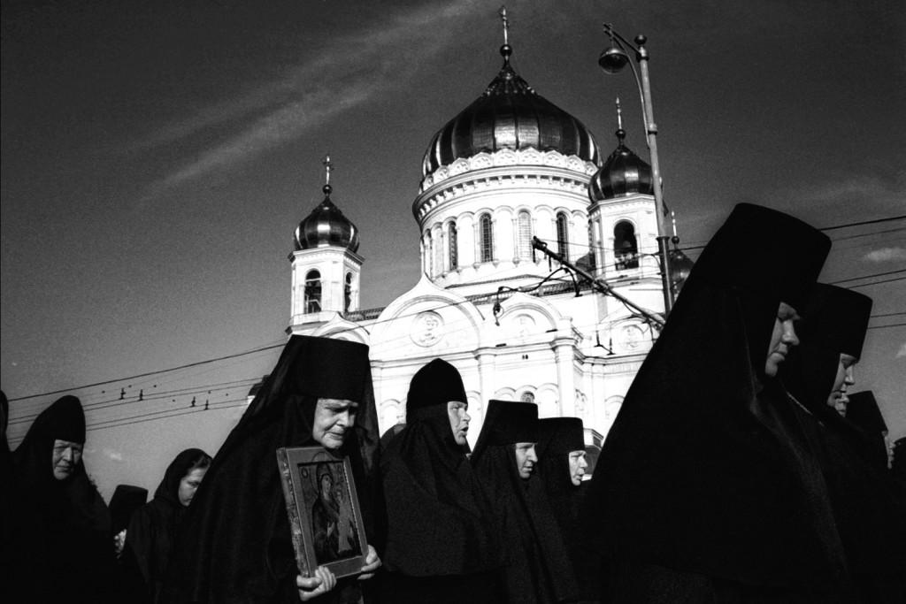 """© Олег Климов, серия """"Республика православных"""""""